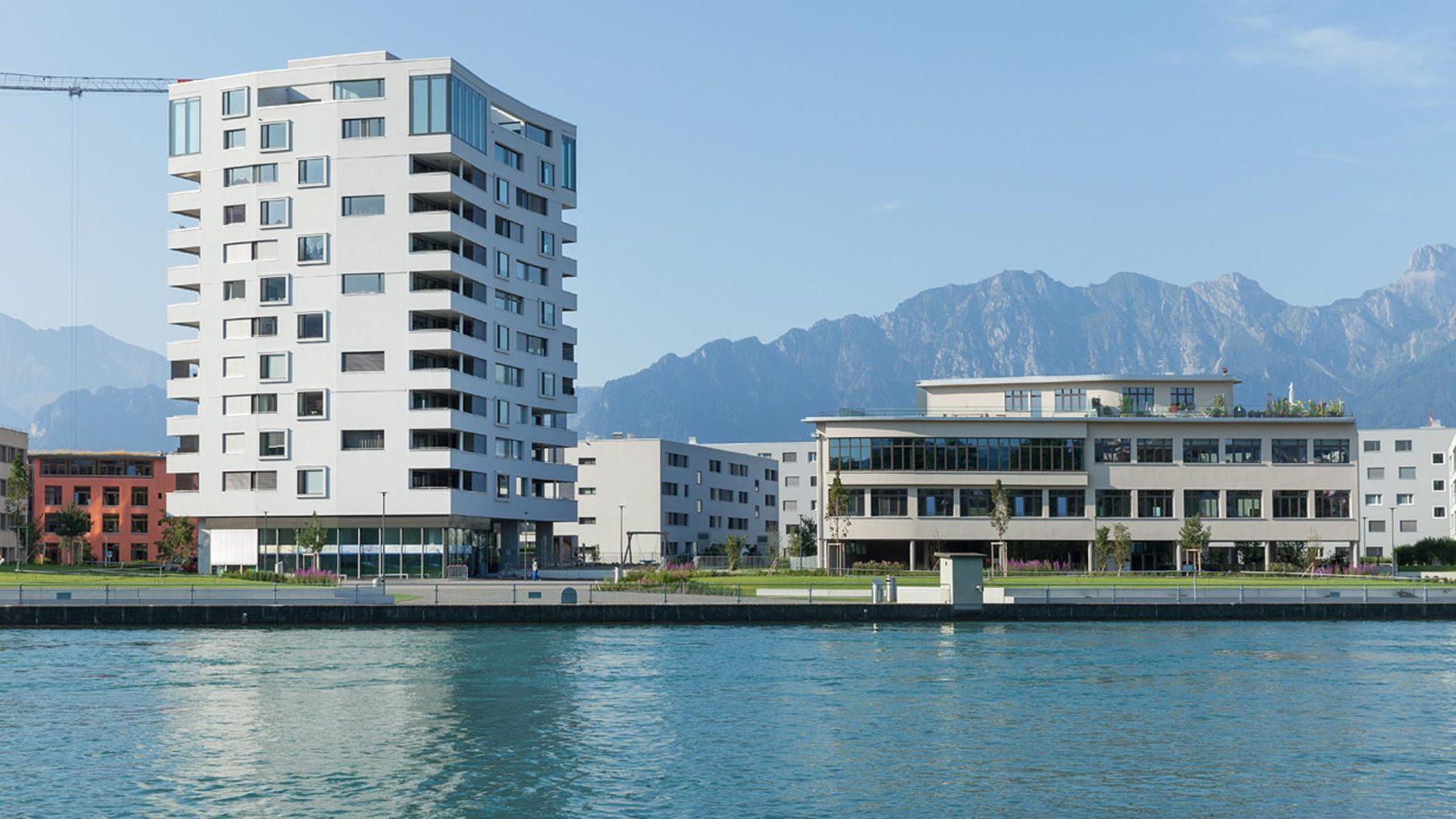 Wohn- und Geschäftsräume Selve Thun (Fertigstellung 2010)