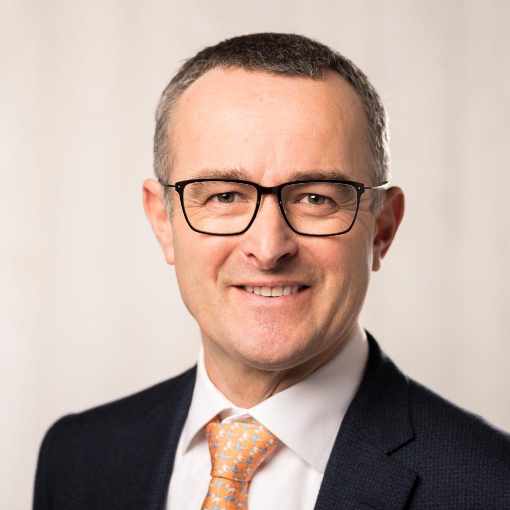 Luc Frutiger, Frutiger AG