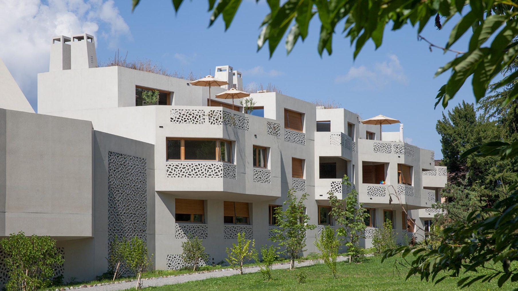 Wohnüberbauung Patumbah Zürich (Fertigstellung 2013)