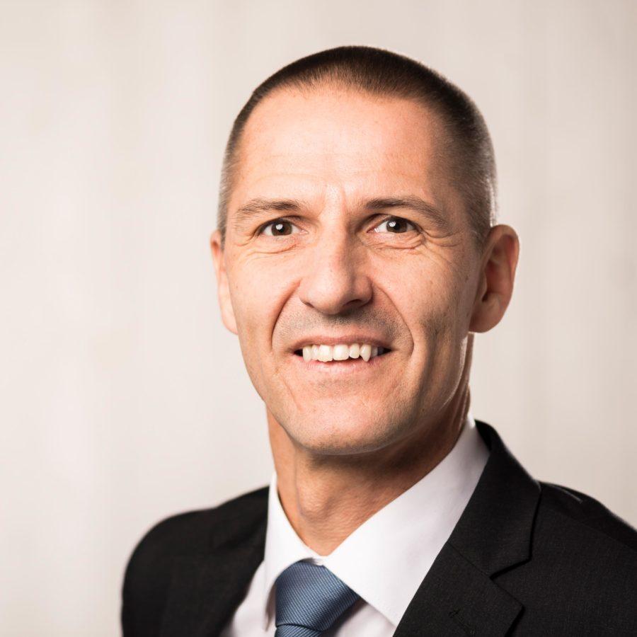 Matthias Balsiger, Frutiger AG