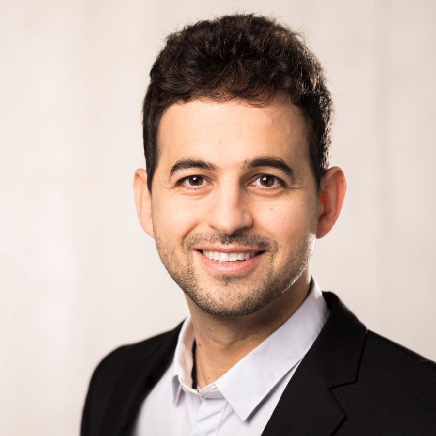 Roger Aouad, Frutiger SA Vaud