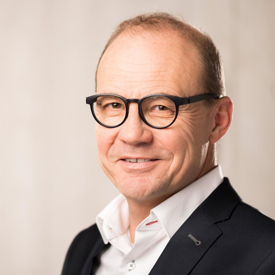Christian Squaretti, Frutiger AG