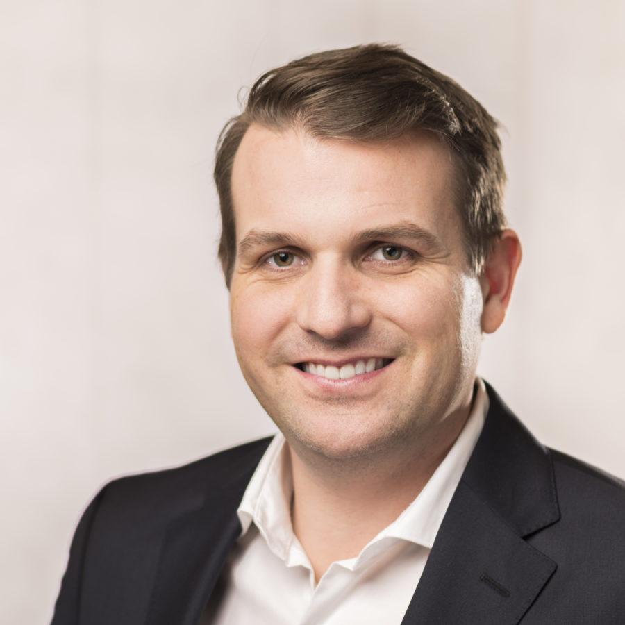 Julien Morandi, Frutiger AG