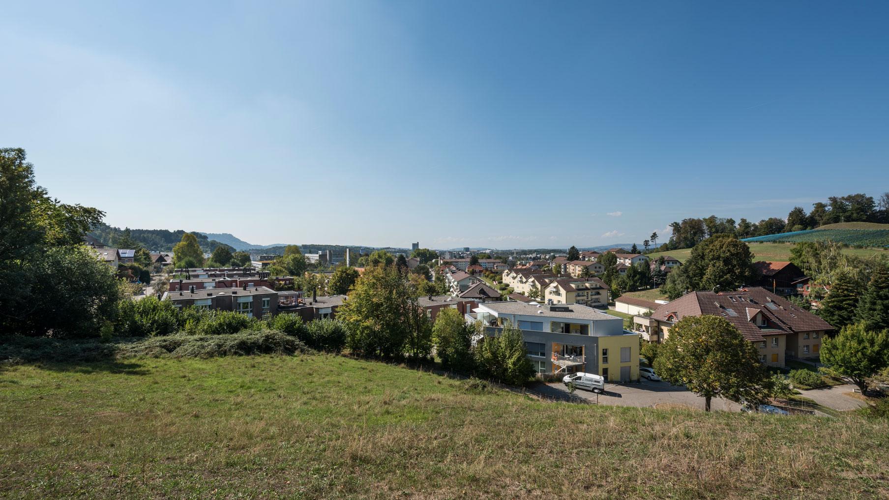 Grundstück Plateaux de Berne in Ostermundigen