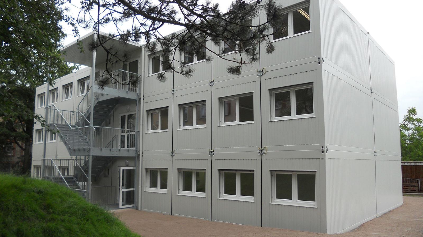 Schulanlage St. Gallen